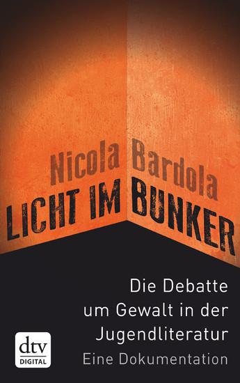 Licht im Bunker - Blick ins Buch