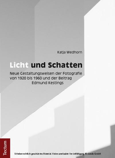 Licht und Schatten - Blick ins Buch