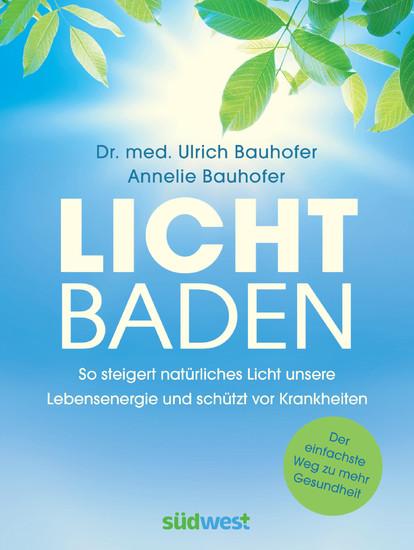 Lichtbaden - Blick ins Buch