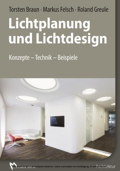 Lichtplanung und Lichtdesign - E-Book (PDF) - Blick ins Buch