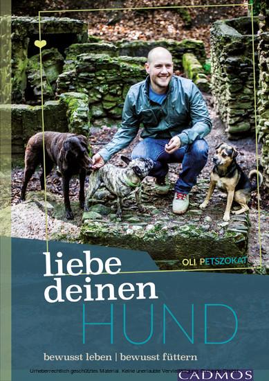 Liebe deinen Hund! - Blick ins Buch