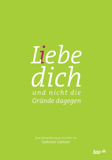 L(i)ebe dich - Blick ins Buch