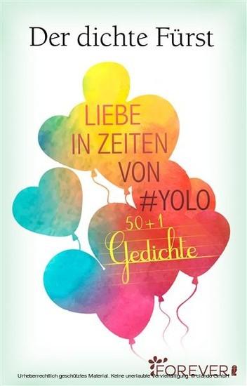 Liebe in Zeiten von #Yolo - Blick ins Buch