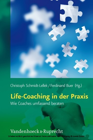 Life-Coaching in der Praxis - Blick ins Buch