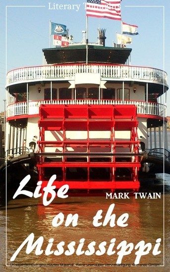 Life on the Mississippi (Mark Twain) (Literary Thoughts Edition) - Blick ins Buch
