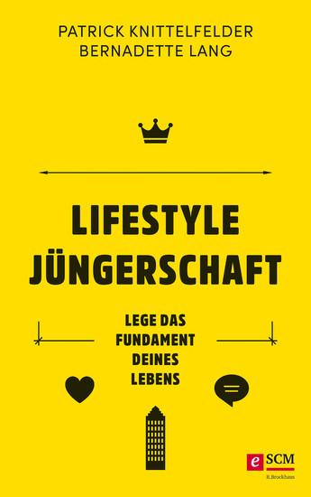 Lifestyle Jüngerschaft - Blick ins Buch