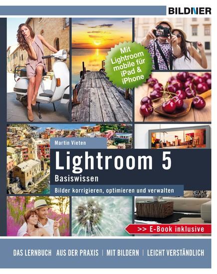 Lightroom 5 Basiswissen - Blick ins Buch