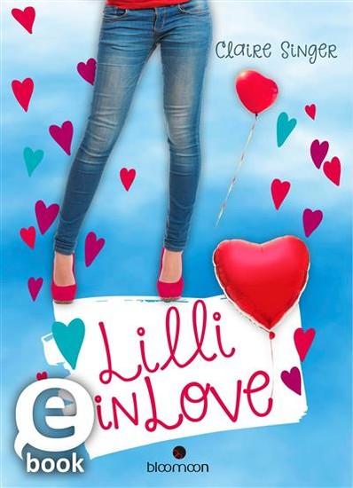 Lilli in Love - Blick ins Buch