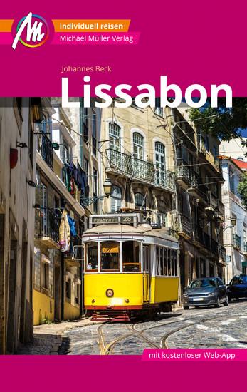 Lissabon Reiseführer Michael Müller Verlag - Blick ins Buch