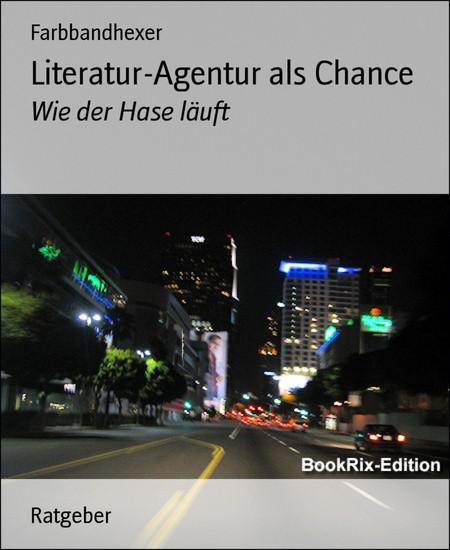 Literatur-Agentur als Chance - Blick ins Buch