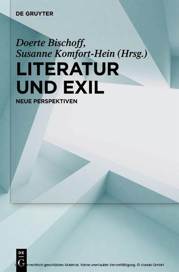 Literatur und Exil - Blick ins Buch