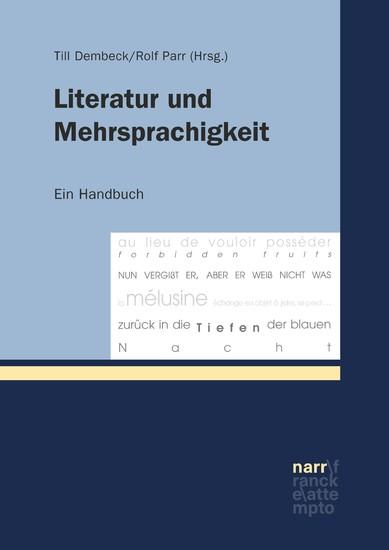 Literatur und Mehrsprachigkeit - Blick ins Buch