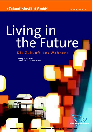 Living in the Future - Blick ins Buch