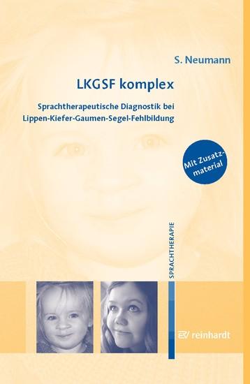 LKGSF komplex - Blick ins Buch