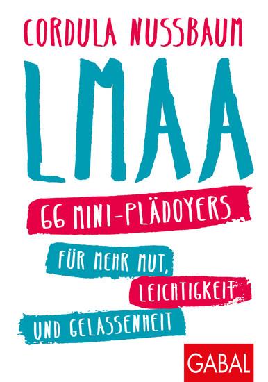 LMAA - Blick ins Buch