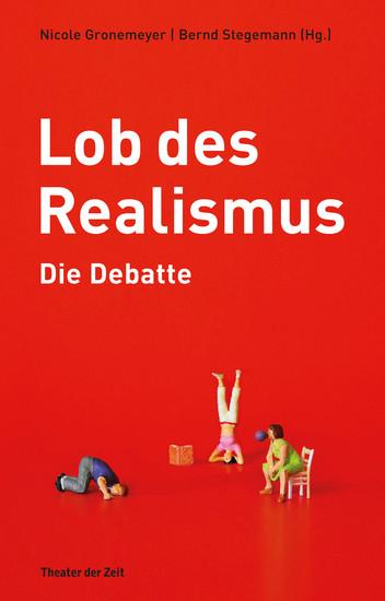 Lob des Realismus - Die Debatte - Blick ins Buch