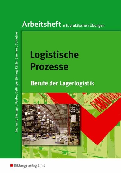 Logistische Prozesse - Blick ins Buch
