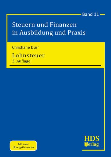 Lohnsteuer - Blick ins Buch