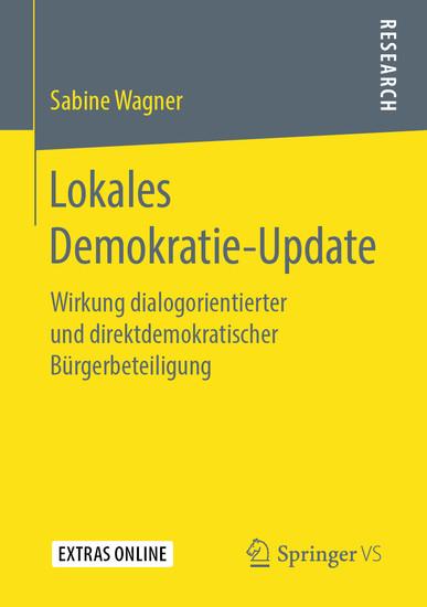 Lokales Demokratie-Update - Blick ins Buch
