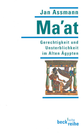 Ma'at - Blick ins Buch