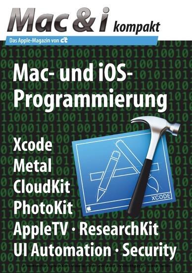 Mac & i kompakt: Mac- und iOS-Programmierung - Blick ins Buch