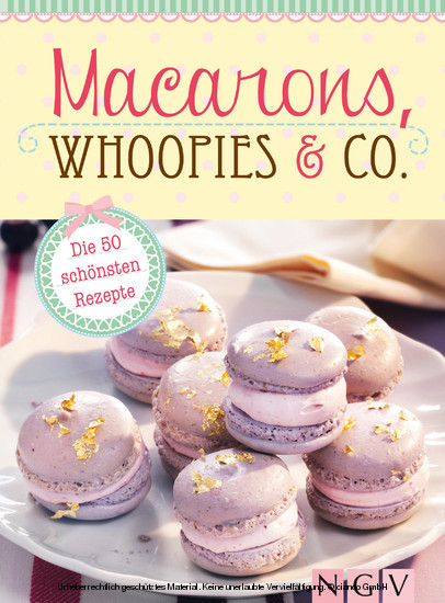 Macarons, Whoopies & Co. - Blick ins Buch