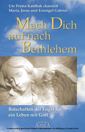 Mach Dich auf nach Bethlehem - Blick ins Buch