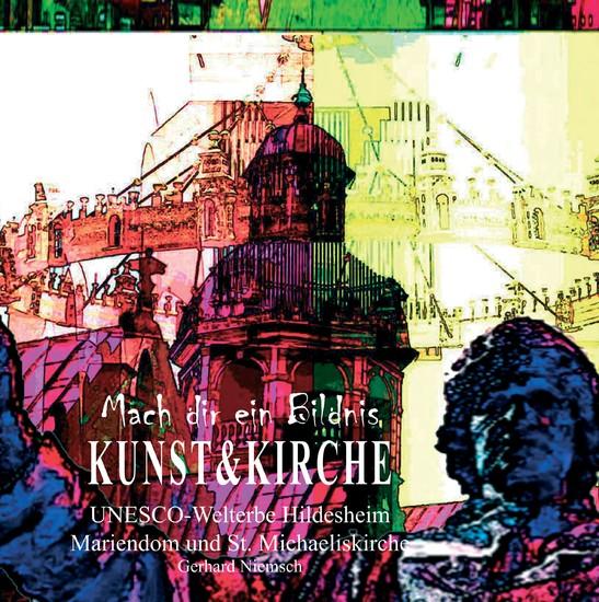 Mach dir ein Bildnis - Kunst & Kirche - Blick ins Buch