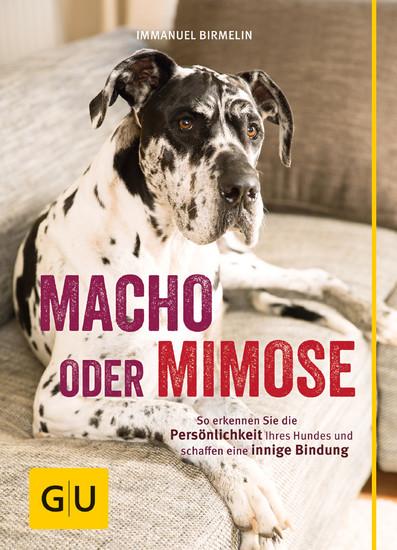 Macho oder Mimose - Blick ins Buch