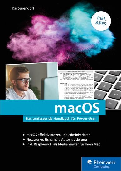 macOS - Blick ins Buch