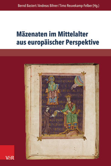 Mäzenaten im Mittelalter aus europäischer Perspektive - Blick ins Buch