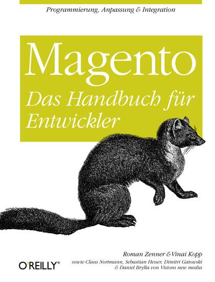 Magento: Das Handbuch für Entwickler - Blick ins Buch