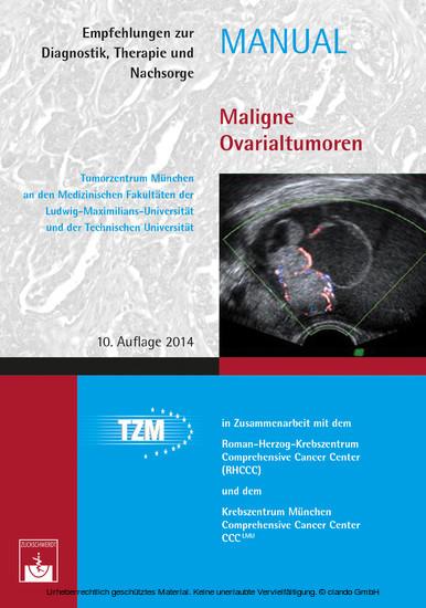 Maligne Ovarialtumoren - Blick ins Buch
