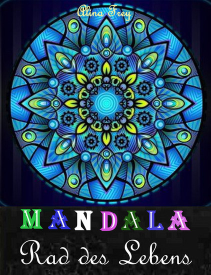 Mandala - Blick ins Buch