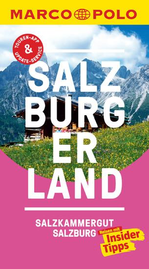 MARCO POLO Reiseführer Salzburg, Salzburger Land - Blick ins Buch