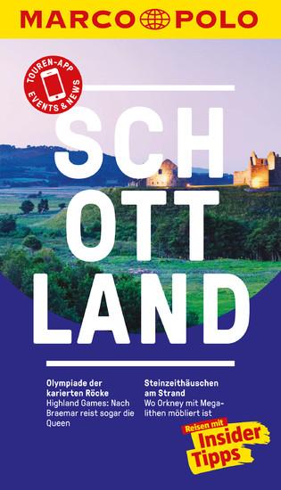 MARCO POLO Reiseführer Schottland - Blick ins Buch