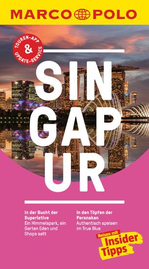 MARCO POLO Reiseführer Singapur - Blick ins Buch