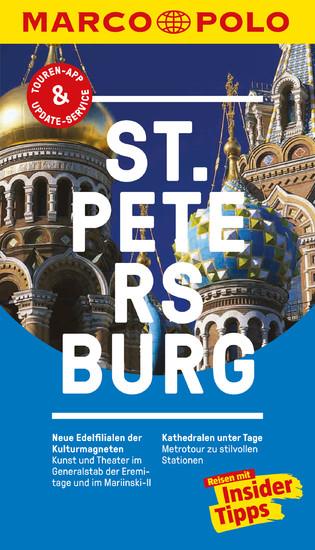 MARCO POLO Reiseführer St.Petersburg - Blick ins Buch