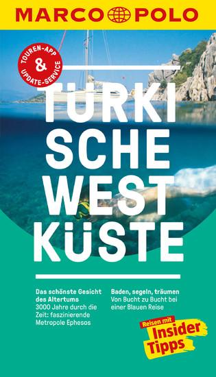 MARCO POLO Reiseführer Türkische Westküste - Blick ins Buch