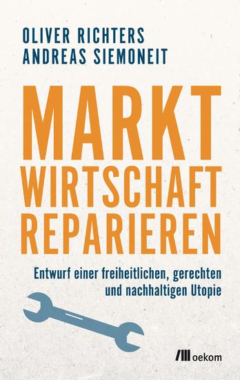 Marktwirtschaft reparieren - Blick ins Buch