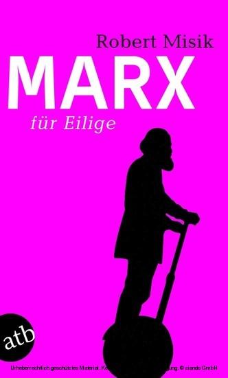 Marx für Eilige - Blick ins Buch