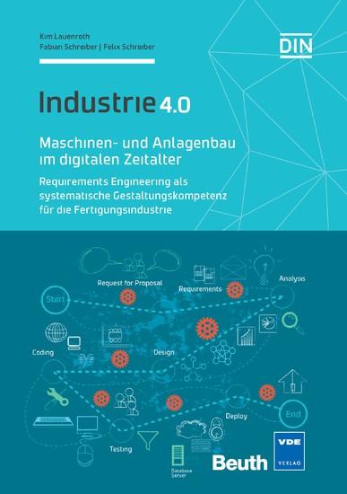 Maschinen- und Anlagenbau im digitalen Zeitalter - Blick ins Buch