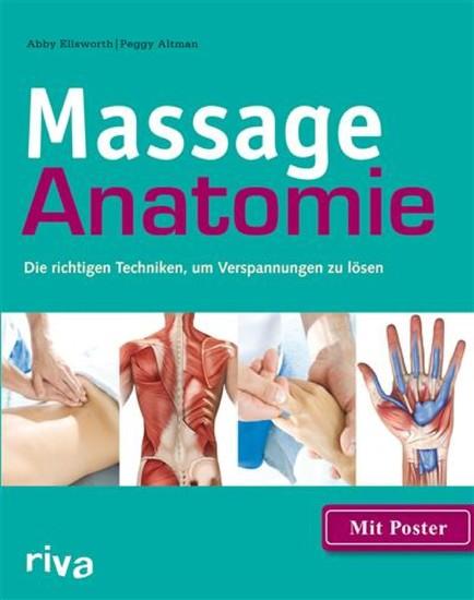 Massage-Anatomie - Blick ins Buch