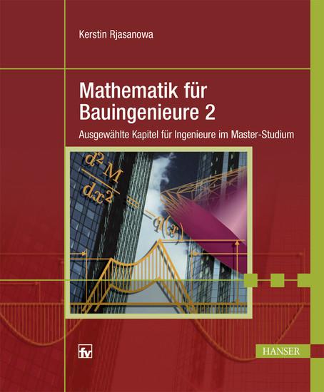 Mathematik für Bauingenieure 2 - Blick ins Buch