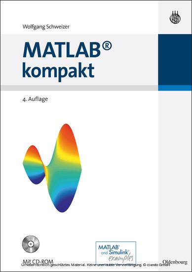 MATLAB kompakt - Blick ins Buch