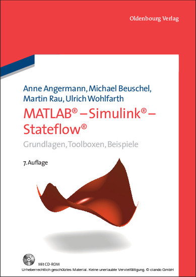 MATLAB - Simulink - Stateflow - Blick ins Buch