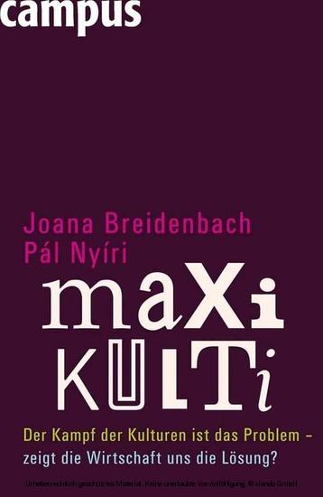 Maxikulti - Blick ins Buch