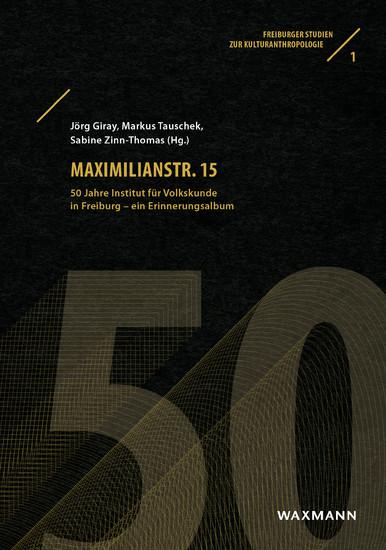 MAXIMILIANSTR. 15 - Blick ins Buch