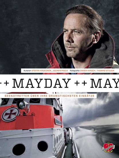 Mayday - Blick ins Buch