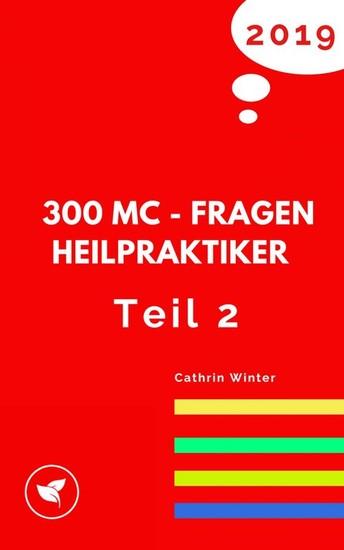 MC-Fragen Heilpraktiker Teil 2 - Blick ins Buch